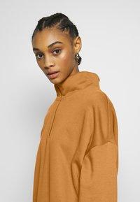 Monki - MAI - Sweatshirt - beige - 3