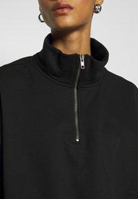 Monki - MAI - Sweatshirt - black - 4