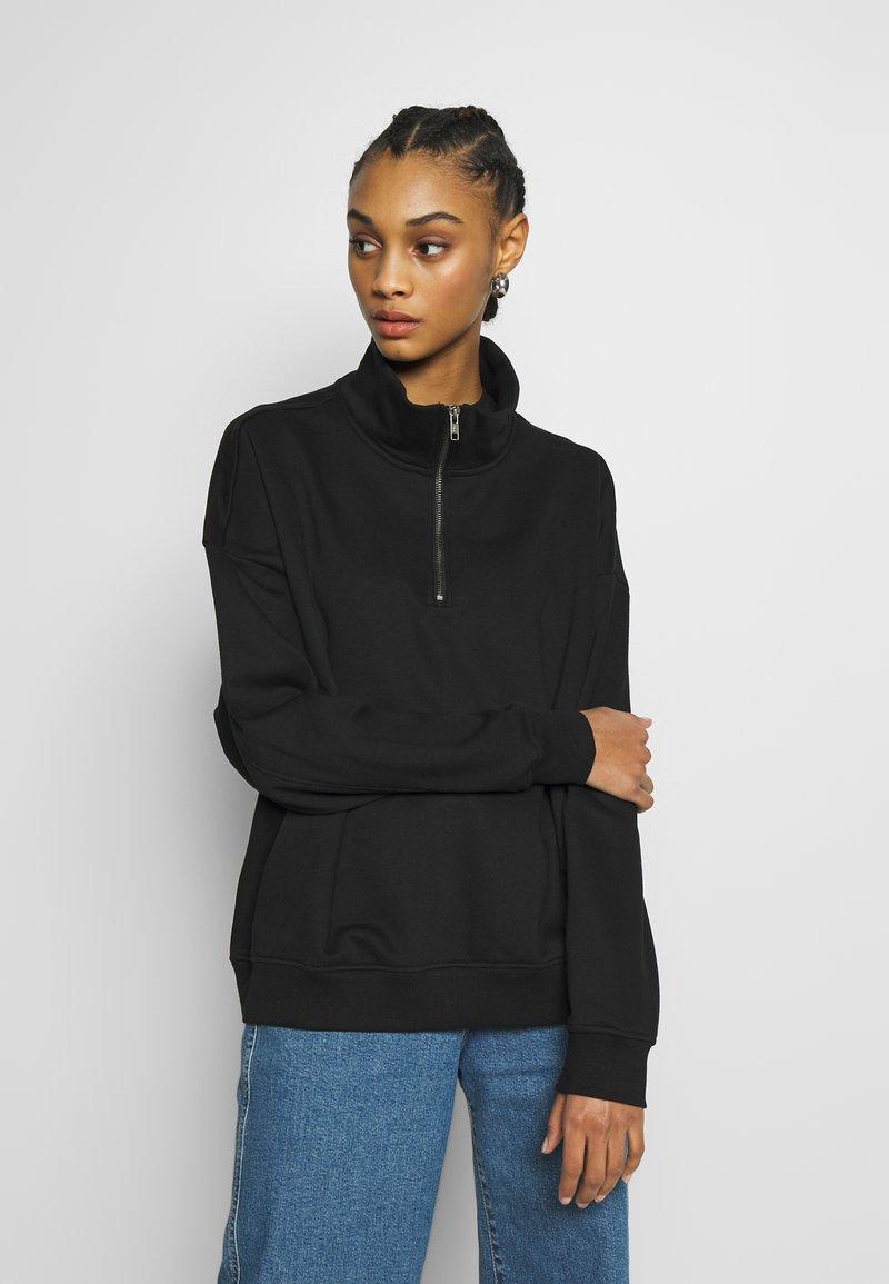 Monki - MAI - Sweatshirt - black