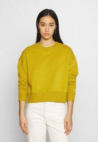 Monki - AMY - Sweatshirt - green - 0
