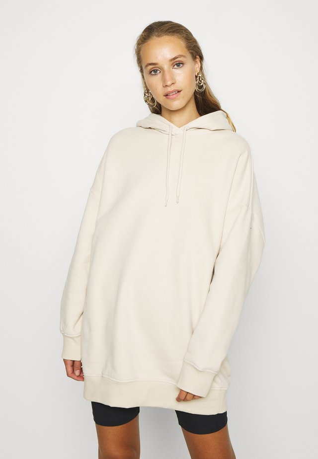 BAE HOODIE - Hoodie - beige dusty light