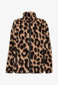 Monki - GAIA - Summer jacket - beige big leo - 4