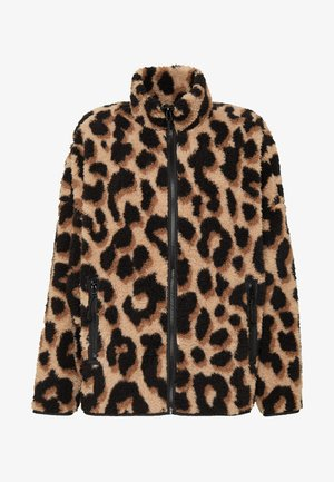 GAIA - Summer jacket - beige big leo