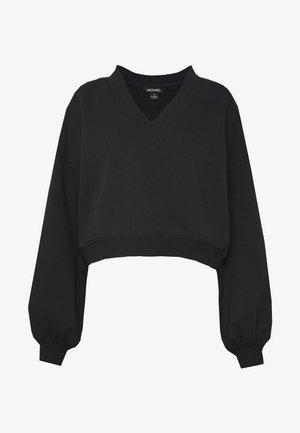 STELLA - Sweatshirt - black dark