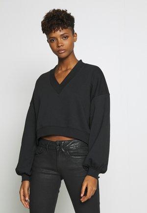 STELLA - Sweater - black dark