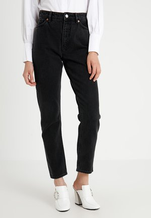 KIMOMO - Jeans relaxed fit - black