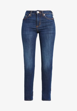 MOCKI - Slim fit jeans - mid blue