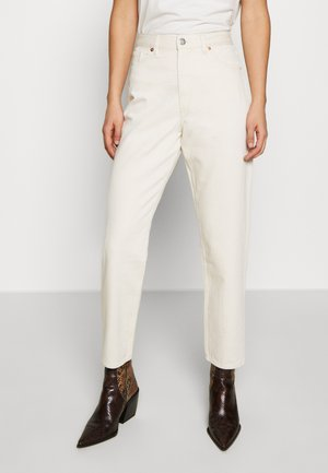 TAIKI  - Relaxed fit jeans - white light