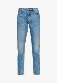Monki - KIMOMO  - Jeans straight leg - vintage blue - 4
