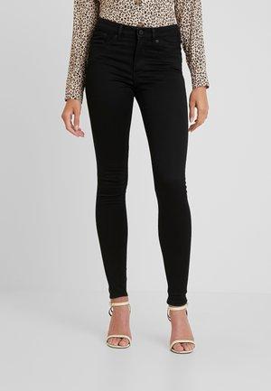 MOCKI DELUX - Jeans Skinny - black
