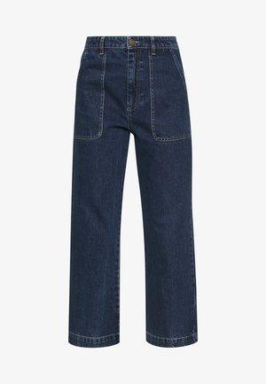 RIO - Široké džíny - blue medium dusty
