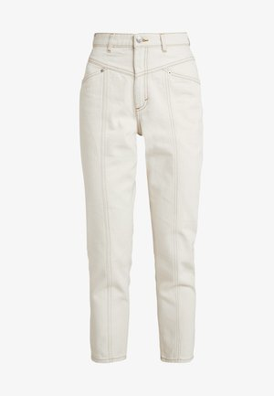 ANDREA - Jeans straight leg - off white