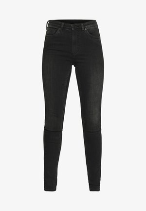 MOCKI WASHED - Jeans Skinny Fit - black dark