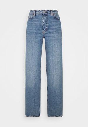 YOKO  - Flared jeans - blue medium