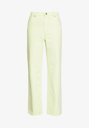 YOKO - Jeans a sigaretta - yellow bright v4