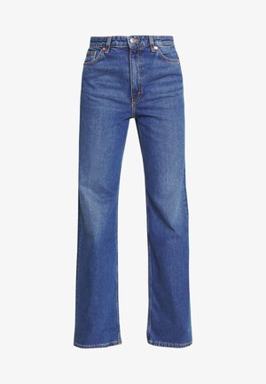 YOKO - Jeans Straight Leg - blue medium dusty