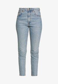 Monki - MOOP BLUE - Slim fit jeans - blue - 4