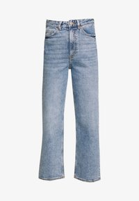 Monki - ZAMI VINTAGE - Jeans relaxed fit - blue - 3