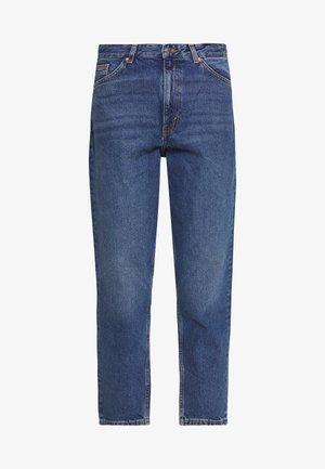 TAIKI CLASSIC - Jean slim - blue medium dusty