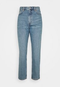 Monki - TAIKI - Jeans Straight Leg - blue dusty light - 0