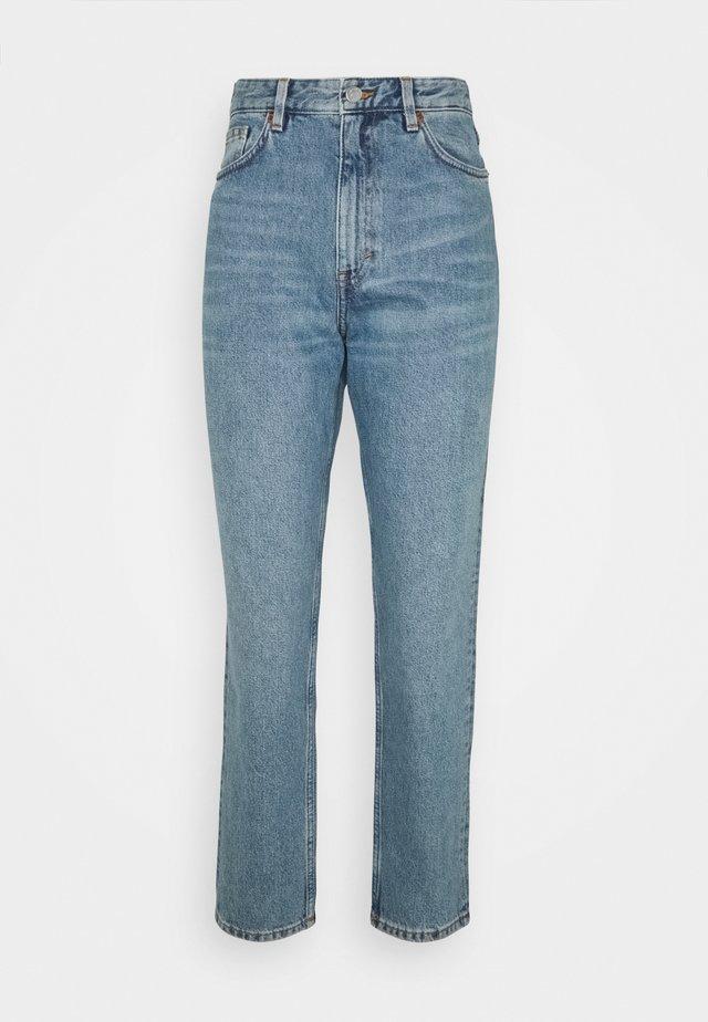 TAIKI - Straight leg jeans - blue dusty light