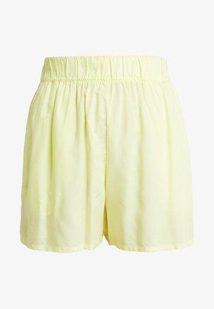 HEIDI - Shortsit - yellow