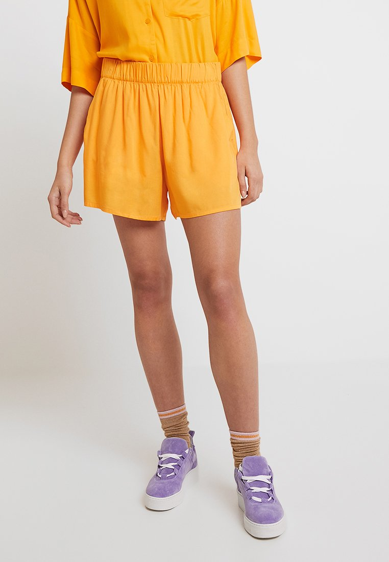 Monki - HEIDI - Shorts - orange