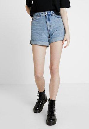 TALLIE  - Denim shorts - blue