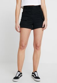Monki - CHERRY - Short - black - 0