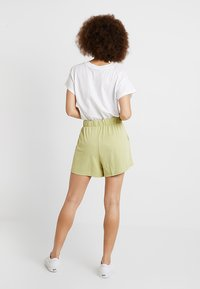 Monki - ALMA - Shorts - lime - 2