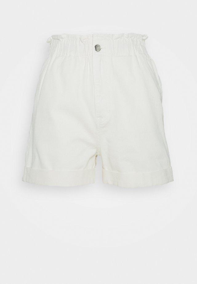 ANITA  - Szorty jeansowe - white ecru