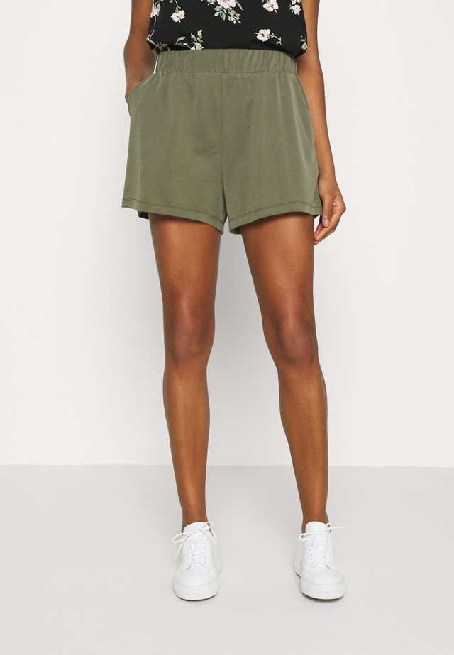 ALMA - Shorts - khaki green