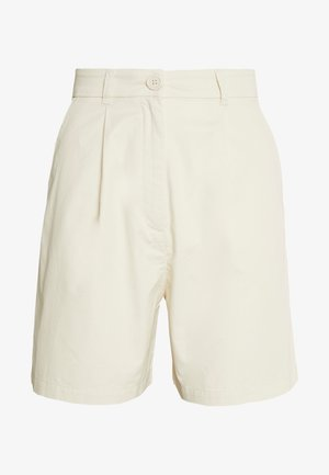 NIMMI SHORTS - Shorts - beige dusty light