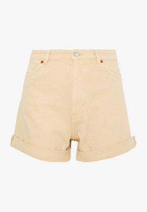 TALLIE - Jeansshorts - beige