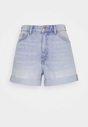 TALLIE - Jeansshort - blue dusty light blue