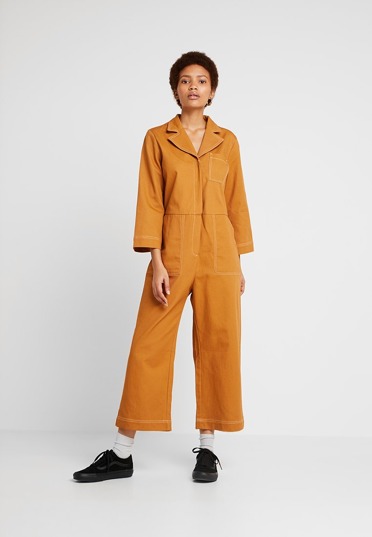 Monki - JOJO - Mono - dark beige/rust