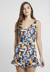 Monki - SELINN PLAYSUIT - Overal - multicoloured - 0