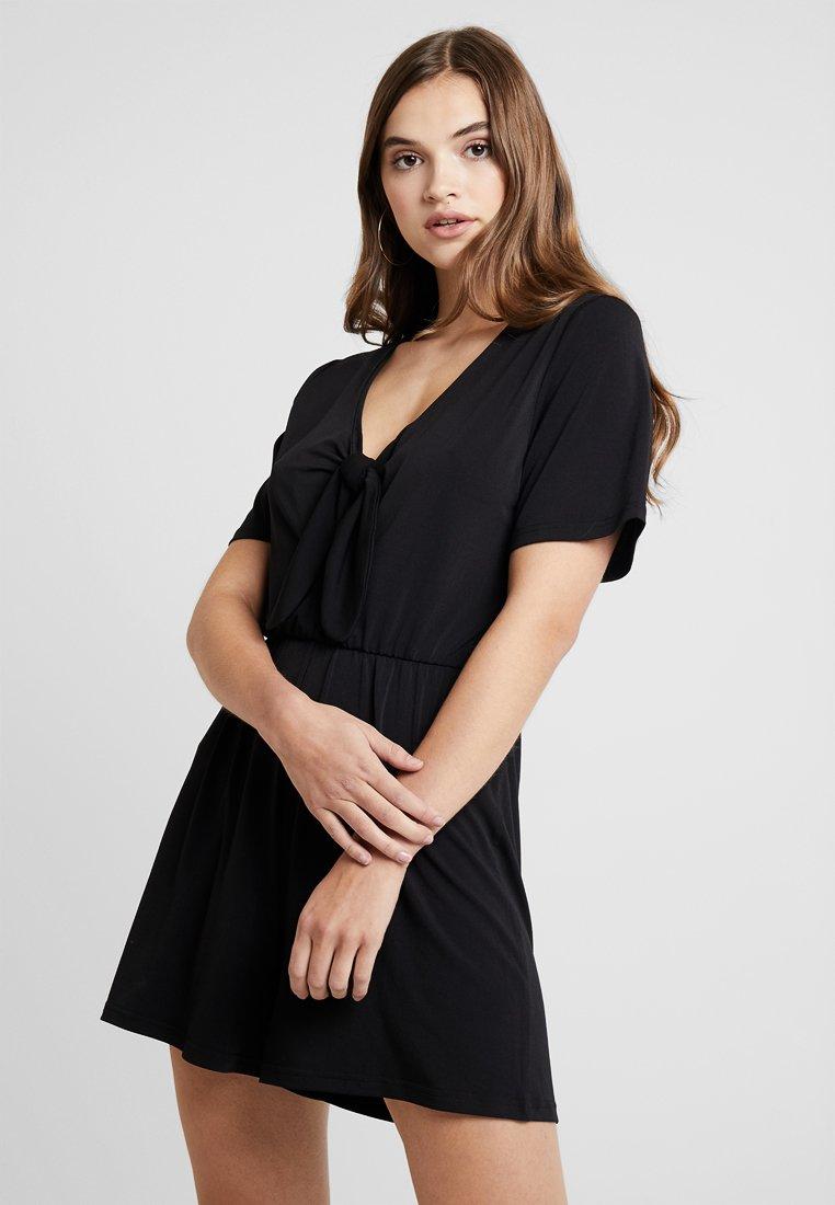 Monki - TIFF - Jumpsuit - black