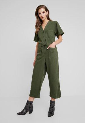 SANNA - Overal - green