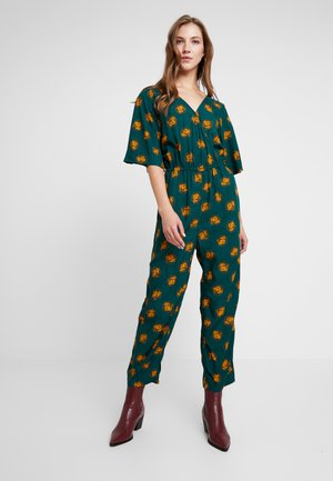 PIM UNIQUE - Jumpsuit - dark green