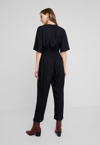 Monki - PIM UNIQUE - Overal - black - 2