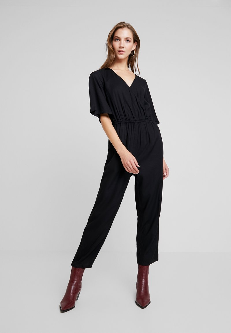 Monki - PIM UNIQUE - Overal - black
