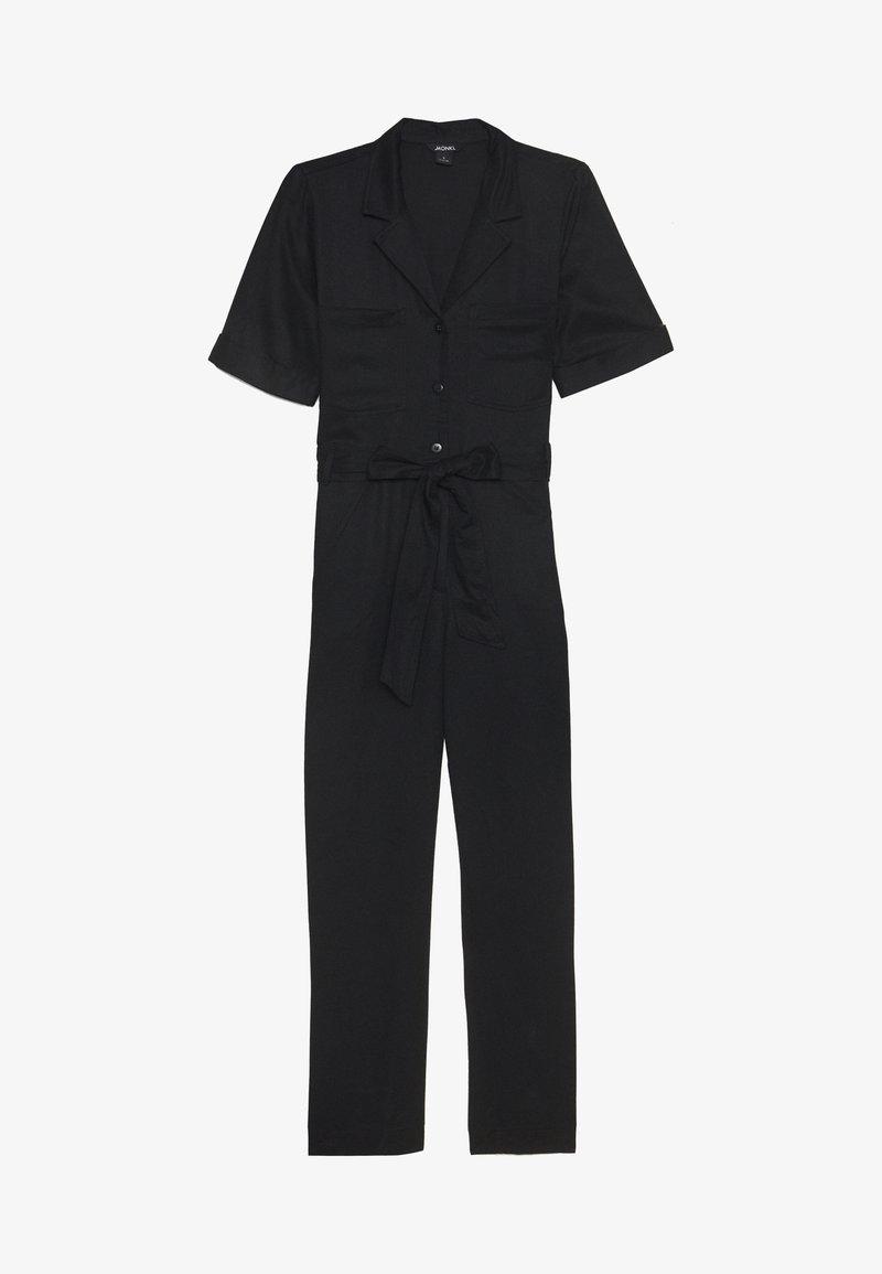 Monki - JAMIE - Tuta jumpsuit - black dark