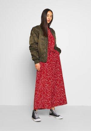 HARRIOT - Jumpsuit - red medium