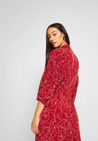 Monki - HARRIOT - Jumpsuit - red medium - 4