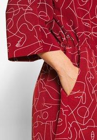 Monki - HARRIOT - Jumpsuit - red medium - 6