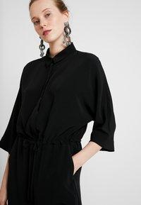 Monki - HARRIOT - Tuta jumpsuit - black - 4