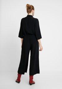 Monki - HARRIOT - Tuta jumpsuit - black - 2