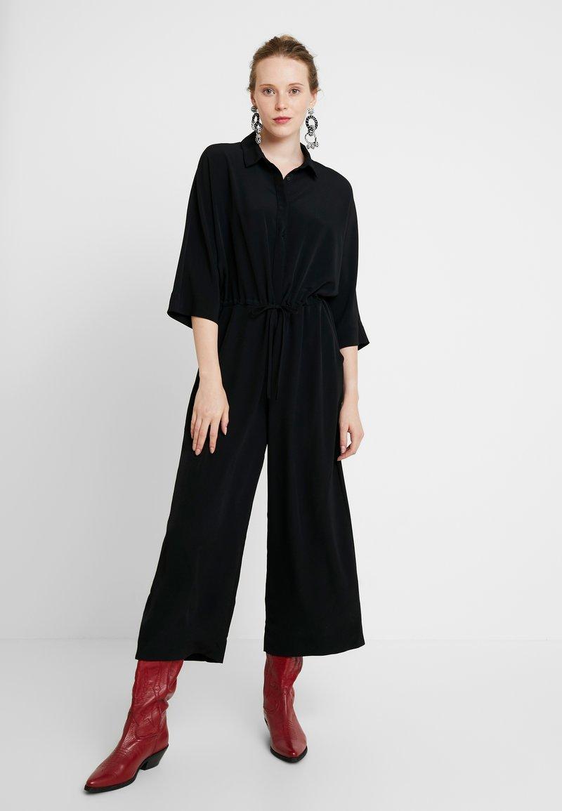 Monki - HARRIOT - Tuta jumpsuit - black