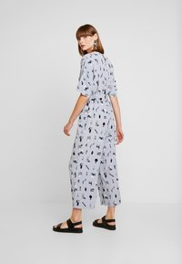 Monki - ANTONIA - Tuta jumpsuit - blue dusty light - 2